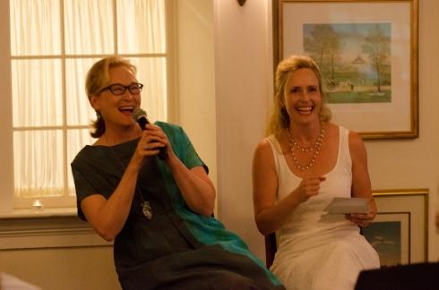 Meryl & Tamara • Photo by Carolyn Bates